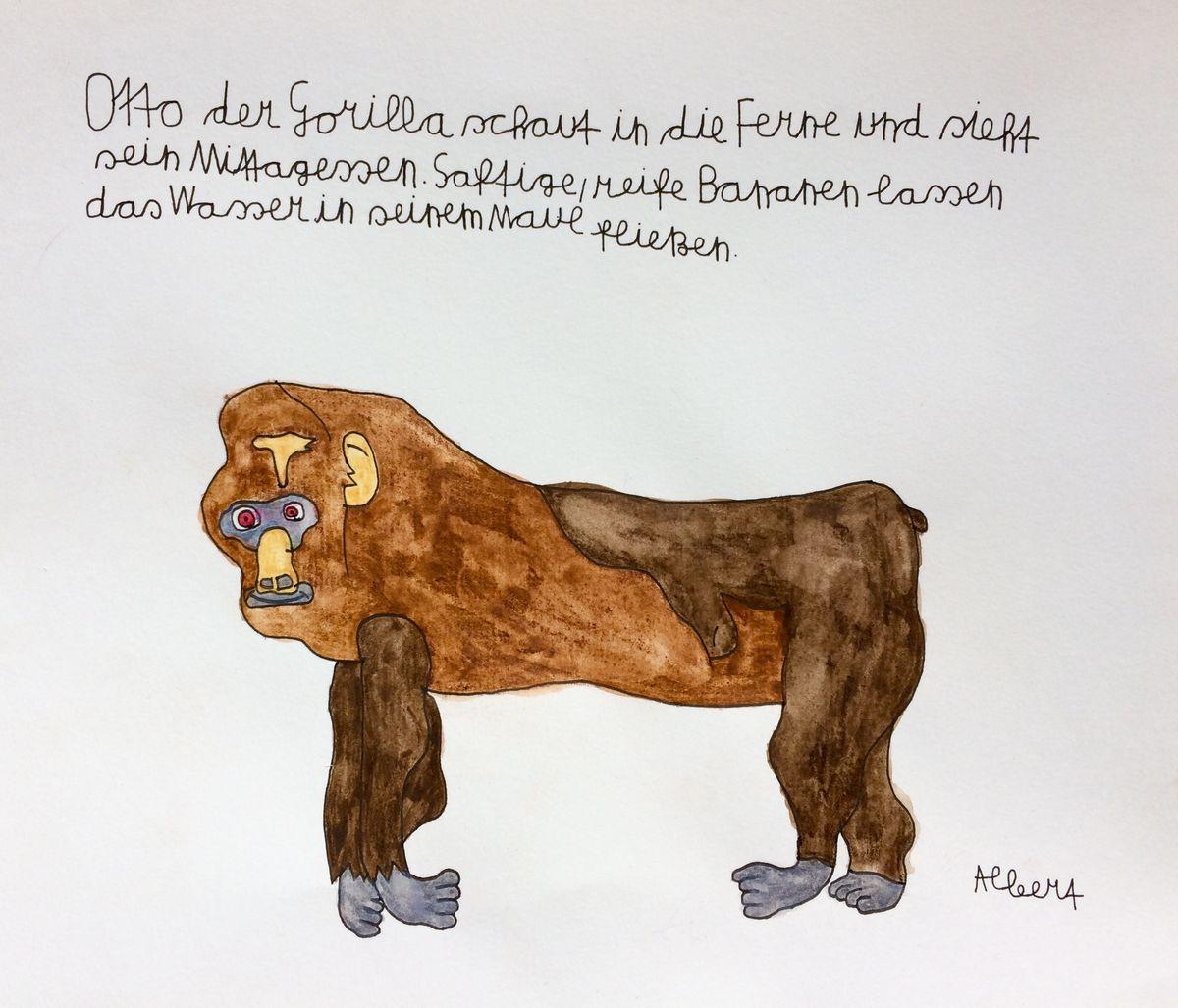 Otto_der_Gorilla