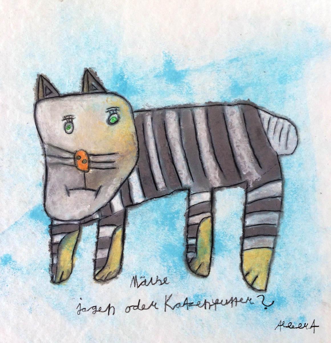 Tigerkatze